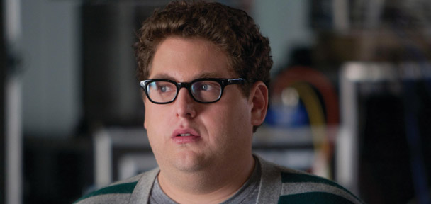 Jonah Hill stars as Leo in Funny People (Photo: Universal)