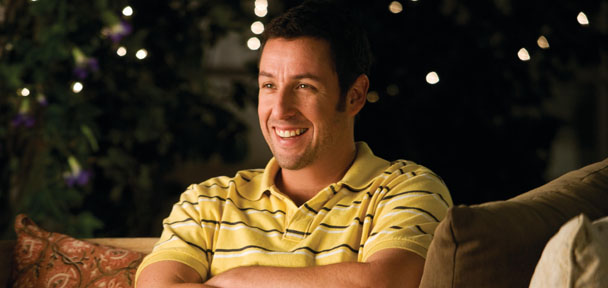 Adam Sandler stars as George Simmons in Funny People (Photo: Universal)