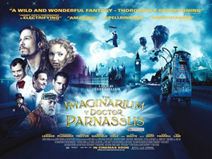 The Imaginarium of Doctor Parnussus
