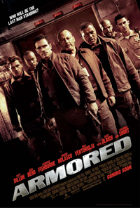 Armored one-sheet
