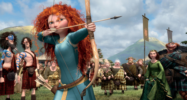Brave - Pure Movies - Dan Higgins