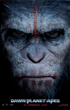 Dawn of the Planet of the Apes – Prize Giveaway