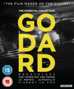 Jean-Luc Godard – The Essential Collection Giveaway