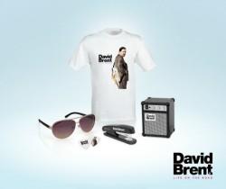 David Brent – Prize Giveaway