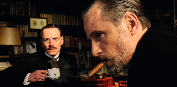 A Dangerous Method reviewed from LFF by Pure Movies