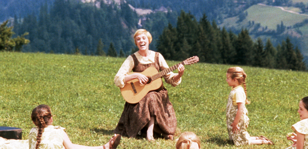 The Sound of Music - Prof Caryll Flinn for Pure Movies