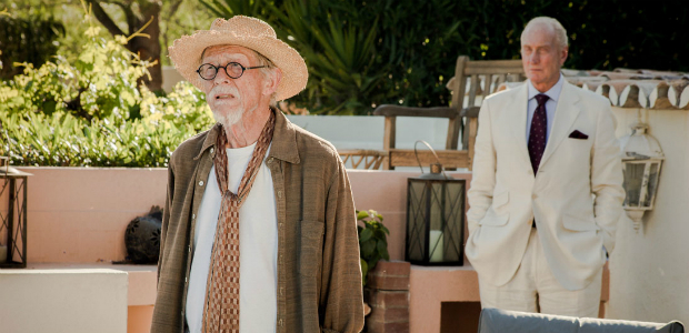Eric Styles on directing John Hurt's final film